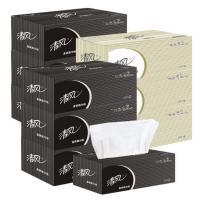 清风(APP)B338A2 盒装抽纸 2层200抽/盒 单盒装