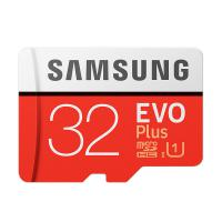 三星(SAMSUNG)MC 32GB TF存储卡 读速95MB/s U1 C10 EVO升级版+ 防水防磁