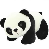 可兰薇 KLW1204 毛绒玩偶熊猫公仔70cm 单只