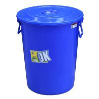 白云 加厚塑料圆桶 100L