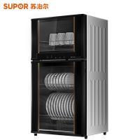 苏泊尔(SUPOR)RLP80G-L05 立式消毒柜 高温二星级 银色