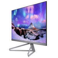 飞利浦(PHILIPS)245C7QJSB 液晶显示器 23.8英寸IPS技术屏 广色域 ΔE2 银色