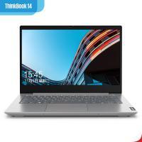 联想(Lenovo)ThinkBook 14英寸笔记本电脑 i7-10510U 8G 512G固态硬盘 SSD+32Goptane 2G独显 无光驱 win10 一年质保