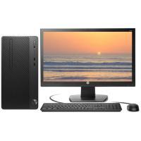 惠普(HP)288 Pro G4 MT 台式电脑 Intel酷睿I5-9500 3.0GHz六核 8G-DDR4内存 1T SATA硬盘+256G固态硬盘 2G独显 DVDRW 麒麟操作系统(桌面版)...