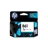 惠普(HP)CB337ZZ 彩色墨盒 861系列 约170页打印量 适用机型:C4488/D5368/J6488/D4368 单支装