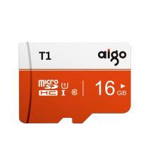 爱国者(aigo)T1 TF存储卡 16G 高速版