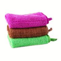 敏胤(minyin)M253 多功能清洁巾 彩色 中号3条/包 25*30cm 3包装
