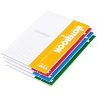 广博(GuangBo)GBR0789 30张10本装A5笔记本子软抄本记事本 单套 颜色随机