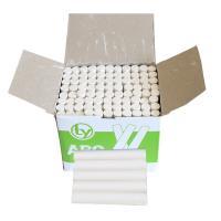 小质(ZI)FB001 普通粉笔 100支/盒 单盒 白色