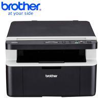 兄弟(brother)DCP-1618W A4黑白激光多功能一体机 打印/复印/扫描 支持无线网络打印 20页/分钟 手动双面打印 适用耗材:TN-1035/DR-1035 一年保修