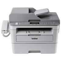 兄弟(brother)MFC-B7700D A4黑白激光多功能一体机 打印/复印/传真/扫描 不支持网络打印 34页/分钟 自动双面打印 适用耗材:TN-B020/DR-B020 一年保修