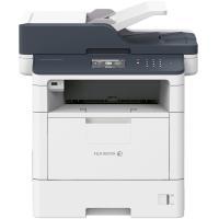 富士施乐(Fuji Xerox)DocuPrint M378d A4黑白激光多功能一体机 打印/扫描/复印 支持有线网络打印 40页/分钟 支持自动双面打印 适用耗材:CT203110/CT20311...
