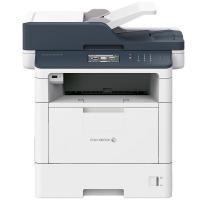 富士施乐(Fuji Xerox)DocuPrint M378df A4黑白激光多功能一体机 打印/扫描/复印/传真 支持有线网络打印 40页/分钟 支持自动双面打印 适用耗材:CT203110/CT2...