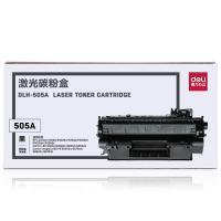 得力(deli)DLH-505A 黑色硒鼓 打印量:2300页(适用惠普HP P2035/P2035n/P2055/P2055d/dn/x)