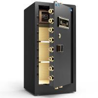 虎牌 BGX-A/D-100# 保险柜 1米单开门防盗密码款 单台 黑色